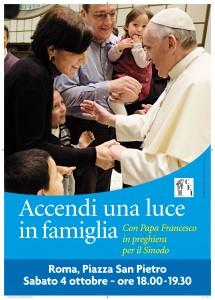 Preghiera per il Sinodo della Famiglia