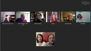 Video conferenza 13.08.16