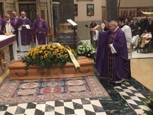 Funeral Santuario